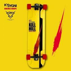 Kill Hill Deck 2020